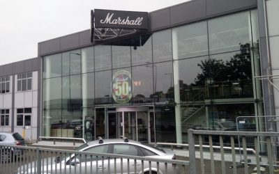 Marshall Amplification PLC – Pengeluar Amp Marshall