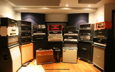 Jenama Amplifier Gitar Paling Popular 2020