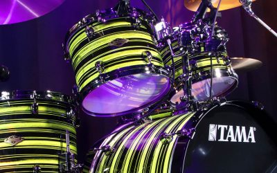 Tama Drums – Eksklusif Daipada Hoshino Gakki Co Ltd